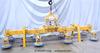 Eight Pad Crossarm Vacuum Lift -- L600M8-150-4/44 - Image
