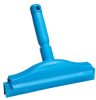 double blade bench squeegee-blue -- 61598 -- View Larger Image