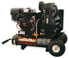 Mi-T-M 7.5-HP 8-Gallon Two-Stage Wheelbarrow Air Compressor -- Model AM2-PH09-08M