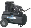 Industrial Air 1.9-HP Cast Iron Horizontal Air Compressor -- Model IPA1882054