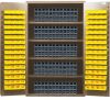 Heavy-Duty All-Welded Storage Cabinets -  - QSC-BG-QIC122 - Image