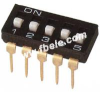 Door Switch for Refrigerator Back -- DIL-05 - Image