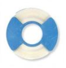 Identification Roll Tape for Color Coding Instruments, White -- 99971