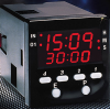 1/16 DIN Multi-Programmable LED Timer -- PTC-20 Series - Image
