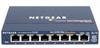 NETGEAR 10/100Mbps 8 Port RJ45 Switch