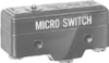 BZ Series Standard Basic Switch, Single Pole Double Throw Circuitry, 15 A at 250 Vac, Pin Plunger Actuator, 1,95 N - 3,61 N [7 oz - 9 oz] Operating Force, Silver Contacts, Solder Termination, CSA, UL -- BZ-R178