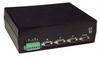 L-com DB9 A/B Switch Box w/Ethernet Control - Non-Latching