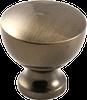 Chalice Knob, Antique Brass -- 814582