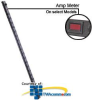 Chatsworth Products Vertical Power Strip for Cabinets.. -- 13179