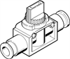 HE-2-QS-8 Shut-off valve -- 153468
