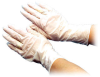Sterile, Disposable & Powder Free Nitrile Gloves
