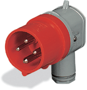 AC Circular Power Connector