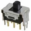 Slide Switches -- MS22ASA13/U-ND