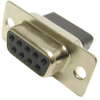 DB9 Female Crimp Type Connector -- 85-110