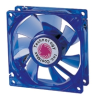 Coolmax CMF-825-BL 80mm UV LED Cooling Case Fan - Blue -- CMF-825-BL