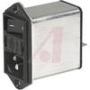 DD12 POWER ENTRY MODULE W. FILTER 10A -- 70080602
