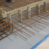 Pre-applied Membrane Which Mechanically Bonds to Poured Concrete -- Proofex Engage - Image