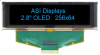Standard OLED Display Modules -- ASI-091W
