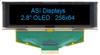 Standard OLED Display Modules -- ASI-091B