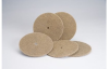 Standard Abrasives Buff and Blend 844025 Deburring Disc - 3 in Diameter - 1/4 in Center Hole - 36066 -- 051115-36066
