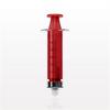 Medallion® Syringe, Male Luer Lock, Red -- C1030 -Image