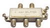 4-Way 5-900MHz Signal Splitter -- 2030-SF-06 - Image