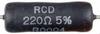 Military Grade Power Wirewound Resistor -- 100 Series