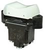 TP Series Rocker Switch, 2 pole, 3 position, Screw terminal, Flush Panel Mounting -- 2TP18-7 -Image