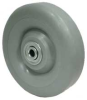 Extra Soft Rubber Caster Wheel -- RS5x1-3/8B
