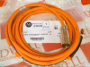 CABLE 16AWG 5M 4DIN CONNECTOR -- 2090CPWM4DF16AF1