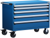 Heavy-Duty Mobile Cabinet -- R5BHE-3004 -Image