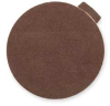 PSA Sanding Disc,AlO,Cloth,9in,100 Grit -- 1GLB4