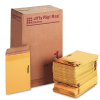 Jiffy Rigi Bag Mailer, Side Seam, #1, 7 1/4 x 12, Golden Bro -- 49380