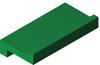 ExtrudedPE Profile -- HabiPLAST ZR2 -- View Larger Image