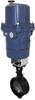 CMA Range Quarter-Turn Compact Modulating Control Valve Actuator -- CMQ-1000 - Image