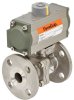 Pneumatically Actuated Stainless Steel Ball Valve -- P5S Series