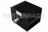50 Watt RF Load Up to 18 GHz With N Female Input Square Body Black Anodized Aluminum Heatsink -- PE6039 -Image