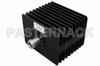 50 Watt RF Load Up to 18 GHz With N Female Input Square Body Black Anodized Aluminum Heatsink -- PE6039 -Image