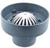 8 in. Diameter Deck Receptor Drain -- RD-410