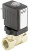 2/2-way-solenoid valve, servo coupled -- 178910 -Image