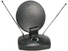 Compact Indoor UHF/VHF/FM Antenna w/ Amplifier -- 204204