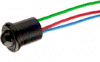 LLE Series Liquid Level Sensor with Polysulphone housing; Enhanced; Type 5; -25°C to 80°C; 250 mm lead wires; -- LLE105000