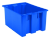 Akro-Mils Polyethylene Nest and Stack Containers -- 52011