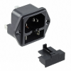 Power Entry Connectors - Inlets, Outlets, Modules -- Q1029-ND -Image