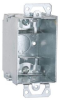Switch Box - Steel -- 518