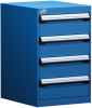 Stationary Compact Cabinet with Partitions -- L3ABD-2801 -Image