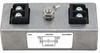Indoor DIN Mount Hi-Pwr 1-Line Phone/DSL/T1 Lightning Surge Protector - Screw Term -- HGLND-D1-DT -Image