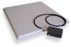 433 MHz. Active RFID Circular Polarised Patch Antenna -- 304004