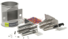 Inline Magnet for Jacob-pipework as Well as After Cyclones -- EXTRACTOR-J