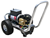 Electric Pressure Washer 4000psi@3.5gpm 10hp 230V-1 ph DD -- HF-EE3540A
